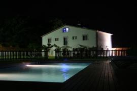 Can Dellonder casa rural en Vilobi D' Onyar (Girona)