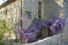 Can Dou casa rural en Les Planes D´ Hostoles (Girona)