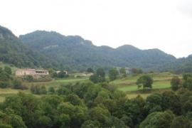 Can Font casa rural en Vidra (Girona)
