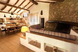 Can Gat Vell casa rural en Llampaies (Girona)