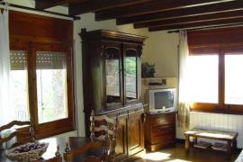 Can Illa casa rural en Mollo (Girona)