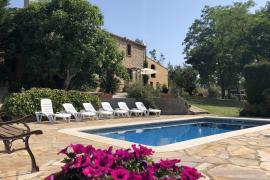 Can Marc  casa rural en Massanes (Girona)