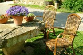Can Massanes casa rural en Fontclara (Girona)