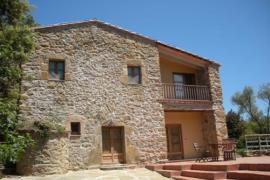 Can Met casa rural en Sant Marti De Llemena (Girona)