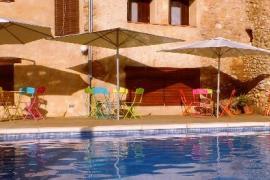 Can Patiras casa rural en Cistella (Girona)