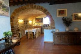Can Pau casa rural en Fontanilles (Girona)