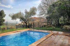Can Ribes casa rural en Camos (Girona)