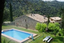Can Soler de Merlant casa rural en Porqueres (Girona)