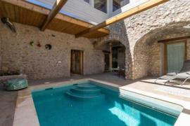 Casa Alegria casa rural en Sant Miquel De Fluvia (Girona)