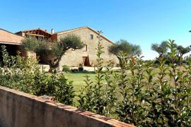 El Mas Fel casa rural en Ultramort (Girona)