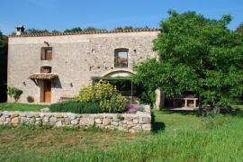 El Paller de Can Ribes casa rural en Esponella (Girona)