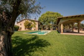 El Taronger casa rural en Ordis (Girona)
