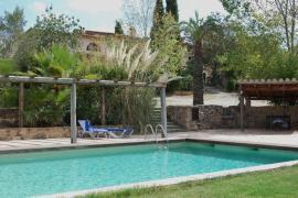 Masía Can Sort casa rural en Bascara (Girona)