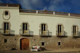 Hotel Mas Ribas casa rural en Palamos (Girona)
