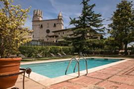 Hotel Palau Lo Mirador casa rural en Torroella De Montgri (Girona)