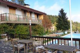 Hotel Terralta casa rural en Campelles (Girona)