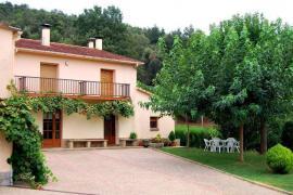 La Badia casa rural en Sant Feliu De Pallerols (Girona)