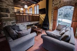 La Coma d´en Roca casa rural en Sant Joan Les Fonts (Girona)