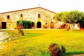 La Pahissa de Can Abras casa rural en Cassa De La Selva (Girona)