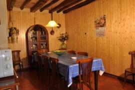 Les Clotas casa rural en Sant Hilari Sacalm (Girona)