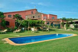Mas Abelli casa rural en Calonge (Girona)