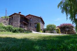 Mas Batllo casa rural en Vilallonga De Ter (Girona)