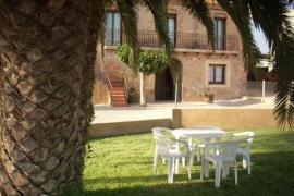 Mas Can Nadal casa rural en Albons (Girona)
