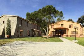 Mas Caputxa casa rural en Hostalric (Girona)