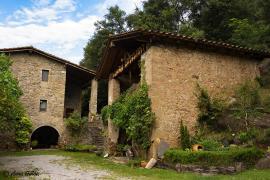 Mas Colom casa rural en Sant Joan Les Fonts (Girona)