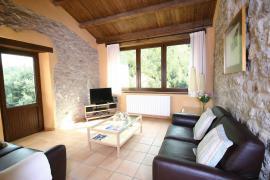 Mas El Bosqueró casa rural en Les Planes D' Hostoles (Girona)