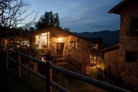 Mas El Guitart casa rural en La Vall De Bianya (Girona)