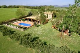 Mas Figueres casa rural en Sils (Girona)