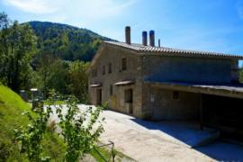 Mas Guanter  casa rural en Sant Joan De Los Abadesses (Girona)