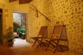 Mas Guitart casa rural en Galliners (Girona)