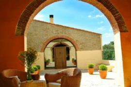 Mas Hortus casa rural en Garriguella (Girona)