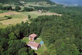 Mas Masnou del Corb casa rural en Olot (Girona)