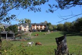 Mas Meya I casa rural en Puigcerda (Girona)