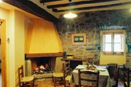 Mas Molera casa rural en Sant Joan Les Fonts (Girona)