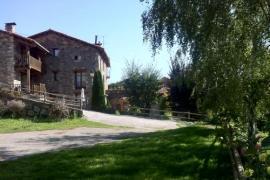 Mas Morer - El Graner casa rural en Vilallonga De Ter (Girona)