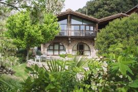 Mas Puigdevall casa rural en La Vall De Bianya (Girona)
