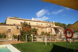 Mas Ramades casa rural en Torroella De Montgri (Girona)