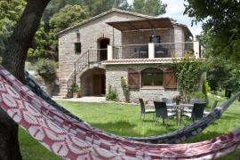 Masia Can Ros casa rural en Cistella (Girona)