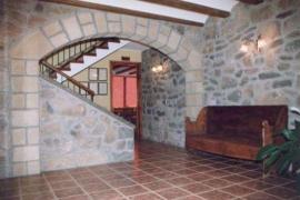Molí Del Ferres  casa rural en La Vall D' En Bas (Girona)