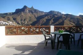 Paisajes de Tejeda casa rural en Tejeda (Gran Canaria)