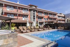 Hotel La Aldea Suites casa rural en San Nicolas De Tolentino (Gran Canaria)