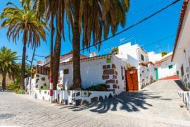 La Escuela de La Sorrueda casa rural en Santa Lucia De Tirajana (Gran Canaria)