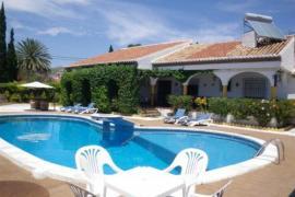 Finca Cabrera casa rural en Motril (Granada)