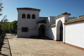 Albergue Rural Cortijo Del Guarda casa rural en Villanueva Mesia (Granada)