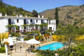 Alojamientos Rurales Altas Vistas casa rural en Alpujarra De La Sierra (Granada)
