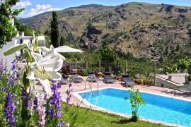 Alojamientos Rurales Casas Blancas casa rural en Alpujarra De La Sierra (Granada)